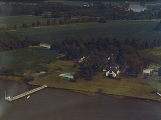 Aerial view of Watch Goose Farm