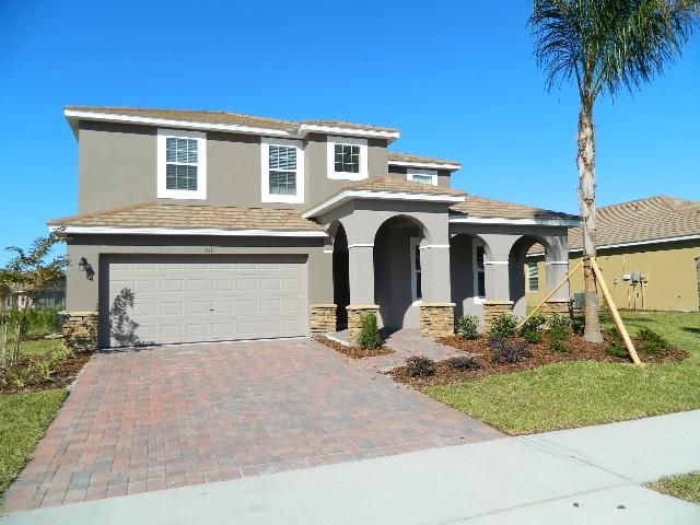Calabria Luxury 5 Bedroom Vacation Pool Home In Kissimmee 5 Br Vacation House For Rent In