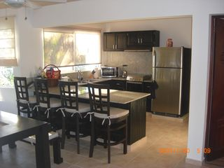 Brand New Kitchen-June 2012 - Cabarete villa vacation rental photo