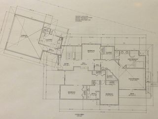 Princeville house photo - Lower level floor plan