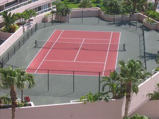 Sand Key condo photo - CBC Tennis Court