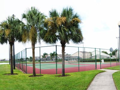 Hampton Lakes villa rental - Tennis Court and Basketball Court