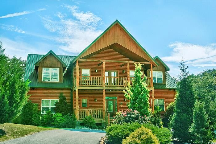 Vacation rentals near leconte center at pigeon forge - 1 bedroom cabins in pigeon forge under 100 ...