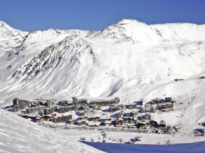 Apartment Tignes, 2 rooms, 4 people