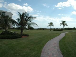 Sanibel Island condo photo - Path to beach