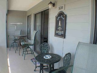 Surfside Beach condo photo - Deck