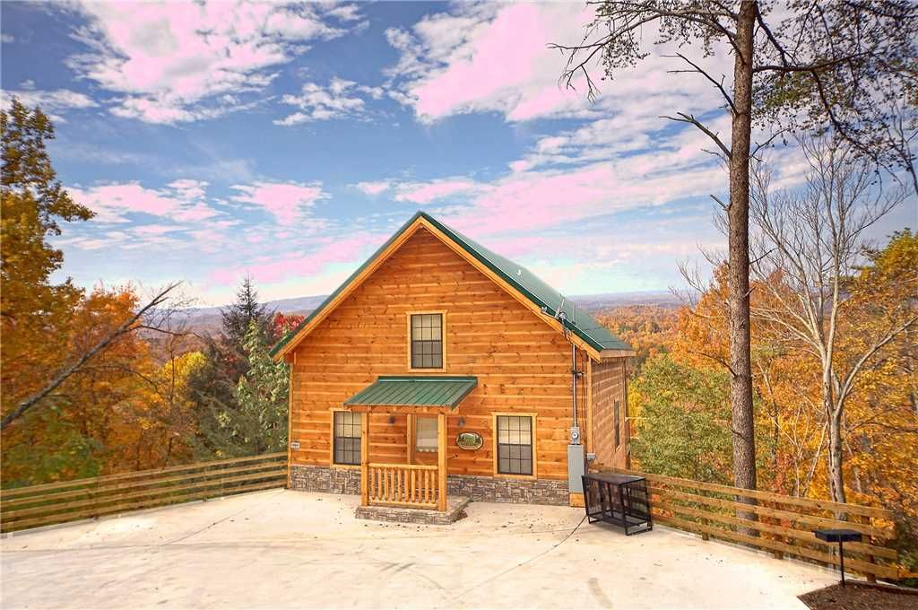 Mountain views in a luxurious cabin with vrbo for God s gift cabin gatlinburg