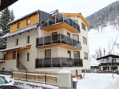 Great luxury apartment near the ski slope with a lake view