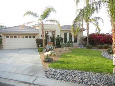 Rancho Mirage house rental - House Exterior