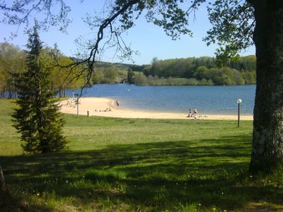 Saint-Sylvestre apartment rental - local lake