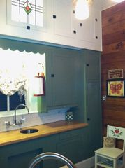 New Braunfels house photo - Kitchen & vegetable sink