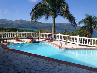 Samana villa photo - Relax on the Pool