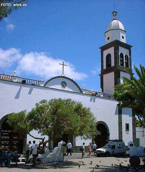 Arrecife Church