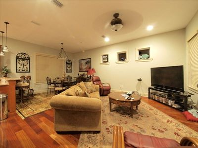 Fort Morgan house rental - Nice Large Entertainment Area