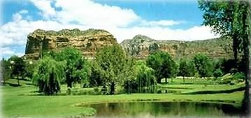 Sedona condo rental - Private Gated Community of Canyon Mesa Country Club