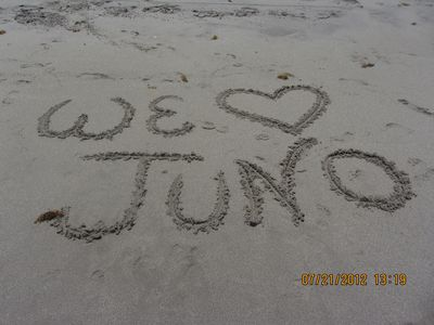Welcome to Juno Beach!