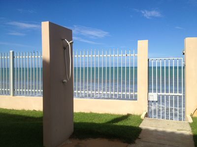 Beach Access & Outdoor Shower