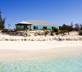 www.seabreezebahamas.com - Cat Island house vacation rental photo