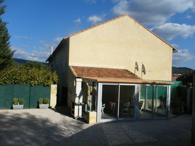 House, 120 square meters