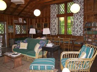Lakeville cottage photo - Living Room -- Relaxation Central