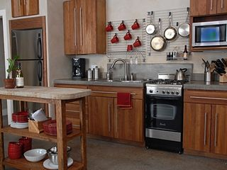 Taos house photo - The ultimate vacation kitchen!