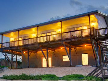 South Ponte Vedra Beach house rental - Another wonderful evening quickly approaches at the beach