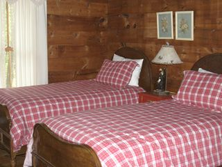 Acton lodge photo - Twin beds ideal for family reunions.