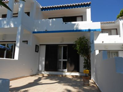 Algarve Vale do Garrão Townhouse 500m from the beach