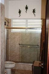 Guayama house photo - Bathroom with shower on first floor