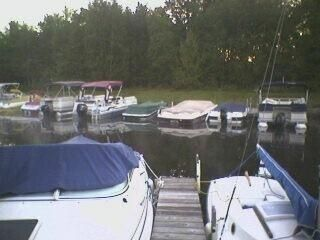 Newfound Lake house photo - New Found Lake Boat Slips- with Clubhouse