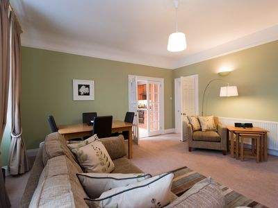 Edinburgh apartment rental - Lounge