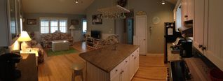 Wells house photo - Panoramic view of open kitchen and living room