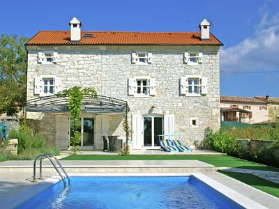 image for Luxury & comfort in this magnificent renovated villa near Bale, 21km from Rovinj