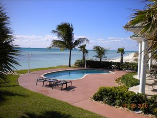 Grand Bahama Island house photo - The private pool