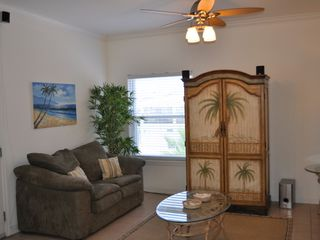 South Padre Island condo photo - Living Room