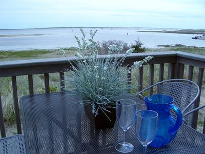 Chatham condo rental - Nantucket sound and the 'Bathtub