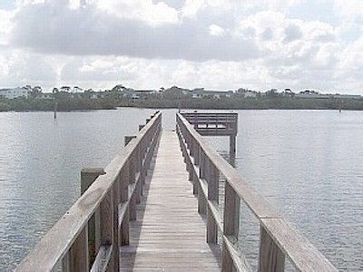 Private pier on property for fishing & boating
