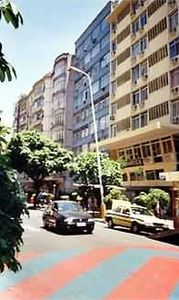 My Building is the Yellow building Rua Visconde de Piraja 22 unit #506