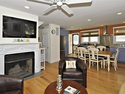 Bethany Beach Cottage Rental: In Town, An Original Beach Style ...