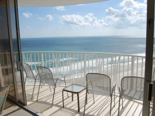 Daytona Beach condo photo - Beautiful View of the Ocean From the Balcony