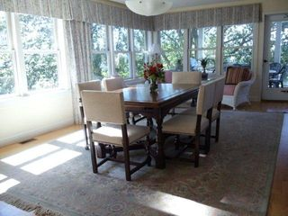 Middletown house photo - Dining room (seats 8 with table extended)