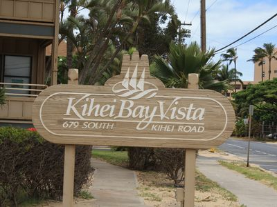 Kihei Bay Vista offers the best rates on Island. Small complex is fantastic!