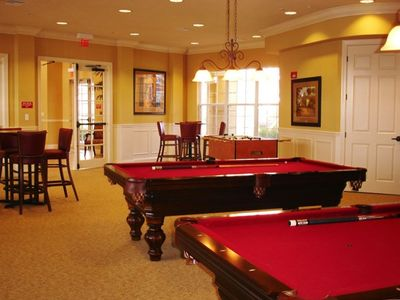 Vista Cay Game Room