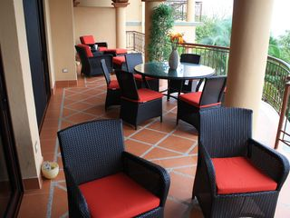 Punta Leona condo photo - Balcony