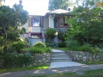 Vancouver house rental - Our Haven on the Hill