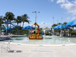 Fort Myers Beach house photo - Shallow pool for the kids, also at the rec center.