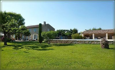Saint-Remy-De-Provence farmhouse rental