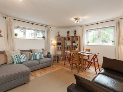 South Bank & Southwark apartment rental - The apartment is located within a 6 minute walk of Bermondsey tube station