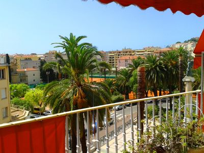 Pleasant Studio STANDING, AIR CONDITIONED 40 m2 + Terrace MENTON (06)