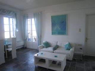 Spetses Island house photo - Living Room 2